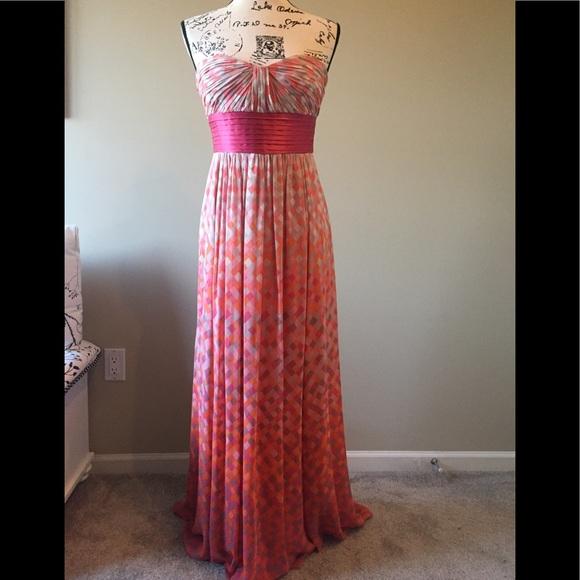 Bcbgmaxazria Dresses Nwot Bcbg Maxazria Maxi Dresshuge Bargain